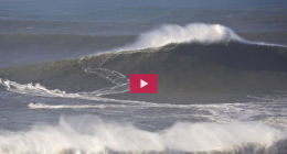 Filmers at Large: A última big session na Nazaré aos olhos da Red Bull – Vídeo