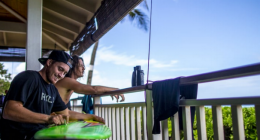 O arranque do inverno no North Shore na casa RVCA – Vídeo