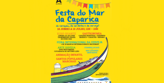 Festa do Mar da Caparica