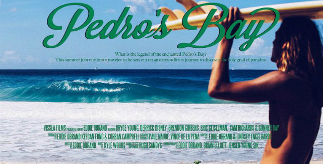 pedros bay cartaz