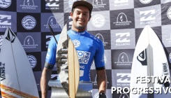 Conner O'Leary conquista o Ballito Pro; Kikas mantém-se no top 20 do WQS