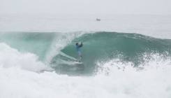 Campeonato chileno do WQS deu altos tubos e Nic von Rupp foi 13.º classificado