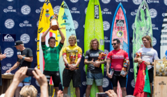 Alex Botelho brilha no México ao alcançar a final do Puerto Escondido Challenge