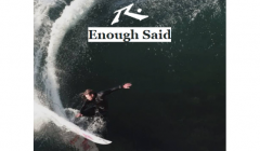 Top 10 de Best-Sellers de 2017: #9 Enough Said da Rusty Surfboards