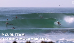 Rip Curl is Everything: Moçambique por Gabriel Medina, Owen Wright e companhia – Vídeo